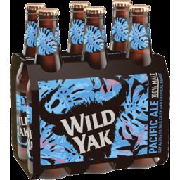 Photo of Wild Yak Pacific Ale Stubbies