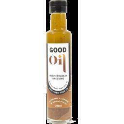 Photo of Good Oil Dressing Mediterranean 250ml