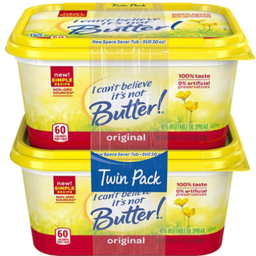 Photo of I Cant Believe It's Not Butter