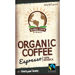 Photo of Global Cafe Espresso 250g