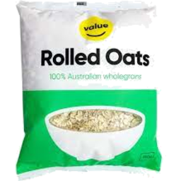 Photo of Value Rolled Oats 750g
