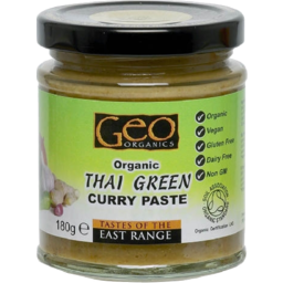 Photo of Curry Paste - Thai Green 180g