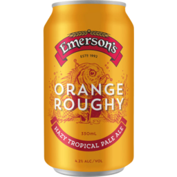 Photo of Emerson's Orange Roughy 330ml