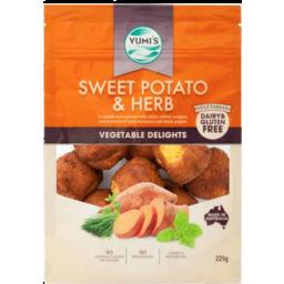 Photo of Yumi Delights Sweet Potato 225g