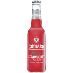 Photo of Vodka Cruiser Ripe Strawberry