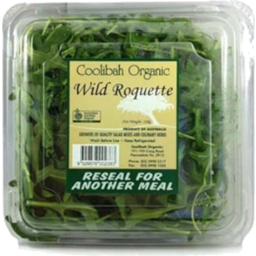 Photo of Wild Roquette Punnet Organic 120g