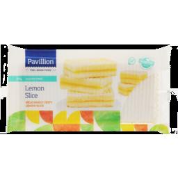 Photo of Pavillion Foods Slice Gluten Free Lemon 330g