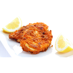 Photo of Chicken Schnitzel pre cooked White Fence Farm Free Range - approx 300gm each