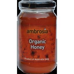 Photo of Ambrosia Organic Honey