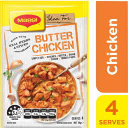 Photo of Maggi Recipe Base Butter Chicken 29g