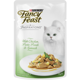 Photo of Fancy Feast Cat Food Inspirations Chicken & Pasta 70g