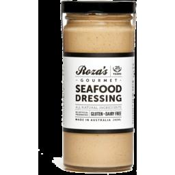 Photo of Rozas Seafood Dressing 240ml