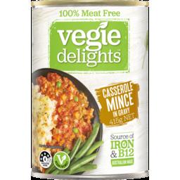 Photo of Vegie Delights Casserole Mince In Gravy 415g