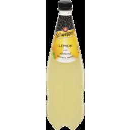 Photo of Schweppes  Mineral Water Lemon 1.1lt