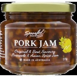 Photo of Spoonfed Foods Pork Jam 375gm