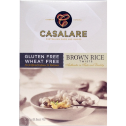 Photo of Casalare Brown Rice Twists 250