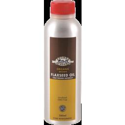 Photo of Stoney Creek Organic Flaxseed Oil