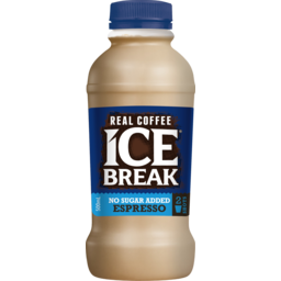 Photo of Ice Break No Added Sugar Espresso Flavoured Milk 500ml