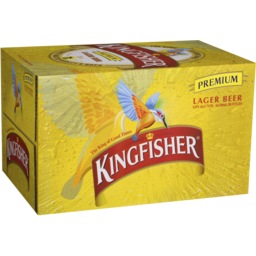 Photo of Kingfisher Lager Stubbies