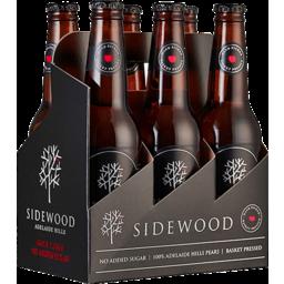 Photo of Sidewood Cider Bottles
