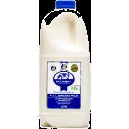 Photo of Barambah Milk - Full Cream (Unhomogenised)