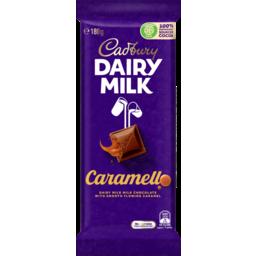 Photo of Cadbury Chocolate Block Caramello 180g