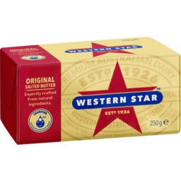 Photo of Western Star Butter Original 250g
