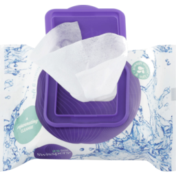 Photo of Swisspers Facial Cleansing Wipes 25