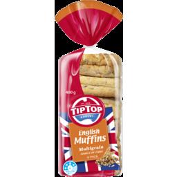 Photo of Tip Top English Muffins Multigrain 6pk