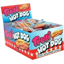 Photo of Trolli Hot Dog 10g