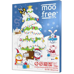 Photo of MOO FREE:MF Moo Free Advent Calendar 100gm
