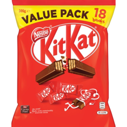 Photo of Nes Kit Kat 2fngr F/Size 306gm