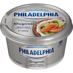 Photo of Philadelphia Cream Cheese Original Spreadable 250g 250g