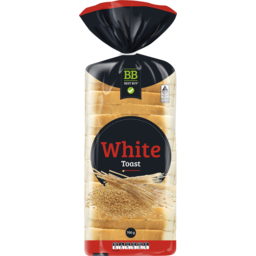 Photo of Best Buy Bread White Toast 700g