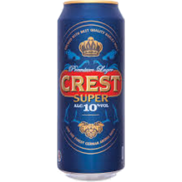 Photo of Crest Super Strong 500ml