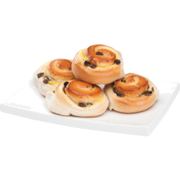 Photo of Chelsea Buns 4 Pack