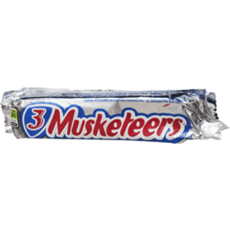 Photo of 3 Musketeers Candy Bar