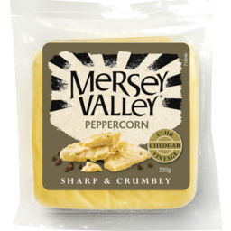 Photo of Mersey Valley Cheese Peppercorn Medley 235g