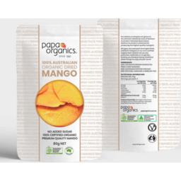 Photo of Papa Organics Dried Mango