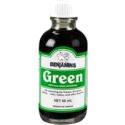 Photo of Benjamins Food Colour Green
