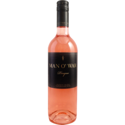 Photo of Man O' War Pinque Rose 750ml