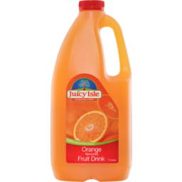 Photo of Juicy Isle Orange Fruit Drink 2 Litre