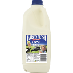 Photo of Harvey Fresh Free Range Full Cream Milk 2l