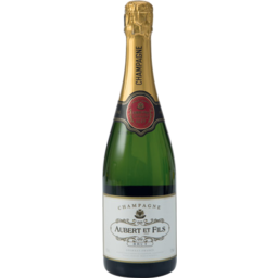 Photo of Aubert Etfils Brut NV Champagne 750ml