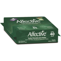 Photo of Affective Wipes