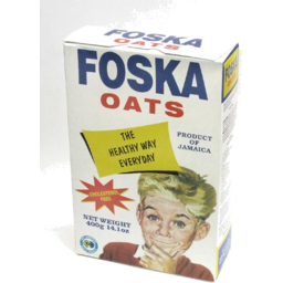 Photo of Foska Oats