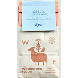 Photo of Woodstock Rye Flour 5kg