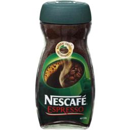 Photo of Nescafe Espresso 250gm