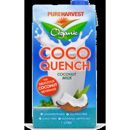 Photo of Pureharvest Coconut Milk - Coco Quench