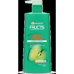 Photo of Garnier Fructis Grow Strong Conditioner 850ml For Stronger Hair 850ml